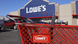 Lowes Credit Card - Lowe's sales letter surge, generate profits nearly doubles